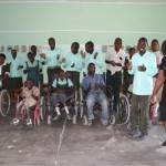 Residents at Kukura Neshungu Home for Disabled